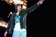 "Eminem's ""The Storm"" Freestyle Whips Up Social Media: LeBron James, Colin Kaepernick & Others React"