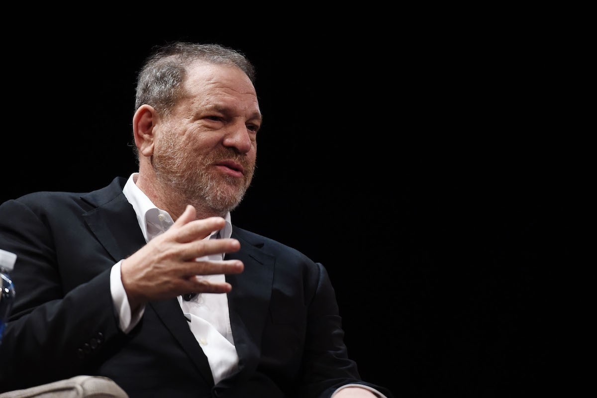 Tribeca Talks: Harvey Weinstein In Coversation - 2015 Tribeca Film Festival