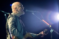"""William Patrick Corgan Covers Miley Cyrus's """"Wrecking Ball"""""""