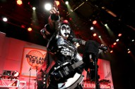 KISS Stop Concert to Lead the Crowd in the Pledge of Allegiance