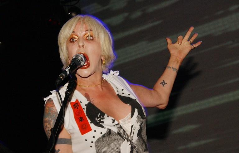 Psychic TV Play London Astoria