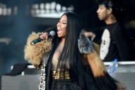 Nicki Minaj Says She Had to Convince Kanye to Keep &#8220;Monster&#8221; on <i>My Beautiful Dark Twisted Fantasy</i>