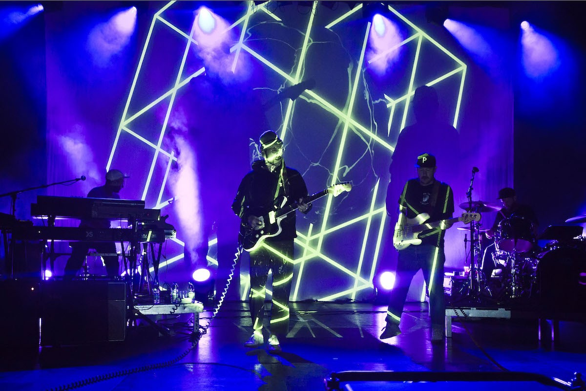 Portugal. The Man Perform In Berlin