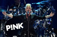 Stream Pink&#8217;s New Album <i>Beautiful Trauma</i>