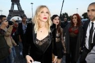 Courtney Love Warned Young Women About Harvey Weinstein in 2005