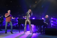 Watch Billy Joel Perform with Miley Cyrus and Paul Simon