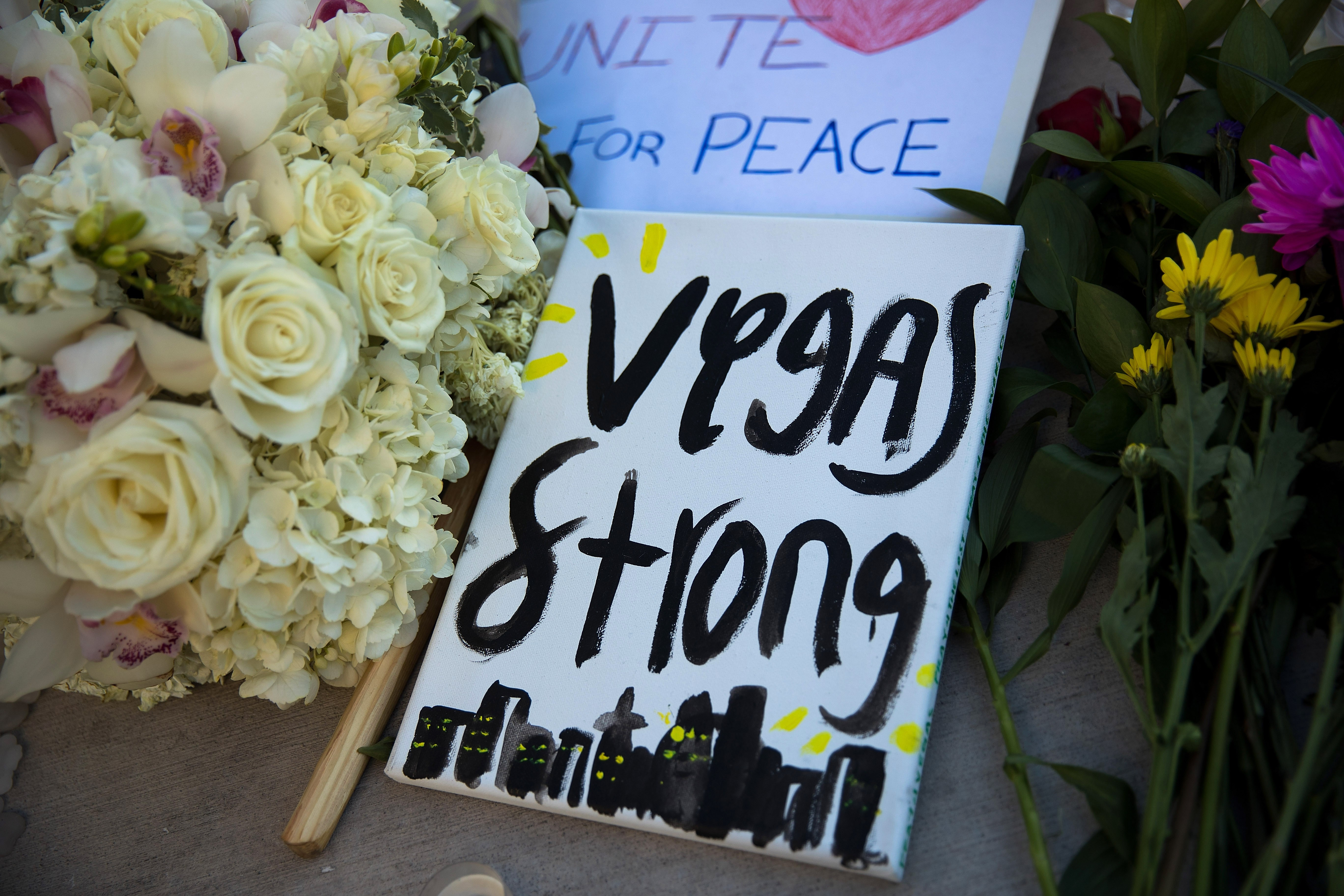 Las Vegas Mourns After Largest Mass Shooting In U.S. History