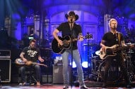 "Watch Jason Aldean Cover Tom Petty's ""I Won't Back Down""on <i>SNL</i>"