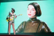 "Watch St. Vincent Debut New Songs ""Hang On Me"" and ""Pills"" in LA"