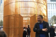 Ai Weiwei's <i>Good Fences Make Good Neighbors</i> Tests the Limits of Humanity