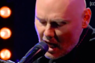 Watch Billy Corgan Debut Bowie Tribute and James Iha Collaboration in Concert