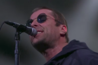 Watch Liam Gallagher Perform &#8220;Wall of Glass&#8221; On <i>The Late Late Show</i> After Apparently Making Up With James Corden