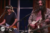 Hear Kurt Vile and Courtney Barnett Perform Two Songs on KCRW