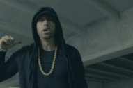 What Exactly Is Eminem Supposed to Do For Us?