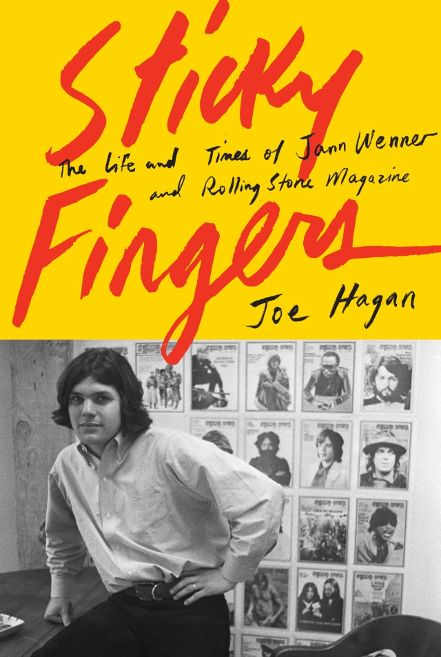 Sticky Fingers Is the Definitive Account of Why Jann Wenner and Rolling  Stone Mattered