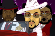 "Video: Big Boi – ""In the South"" ft. Pimp C and Gucci Mane"