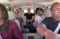 Dave Grohl Says Foo Fighters&#8217; <i>Carpool Karaoke</i> Was &#8220;A Little Uncomfortable&#8221;