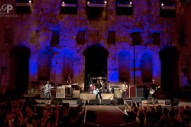 "Watch Foo Fighters Perform ""The Pretender"" at the Acropolis"