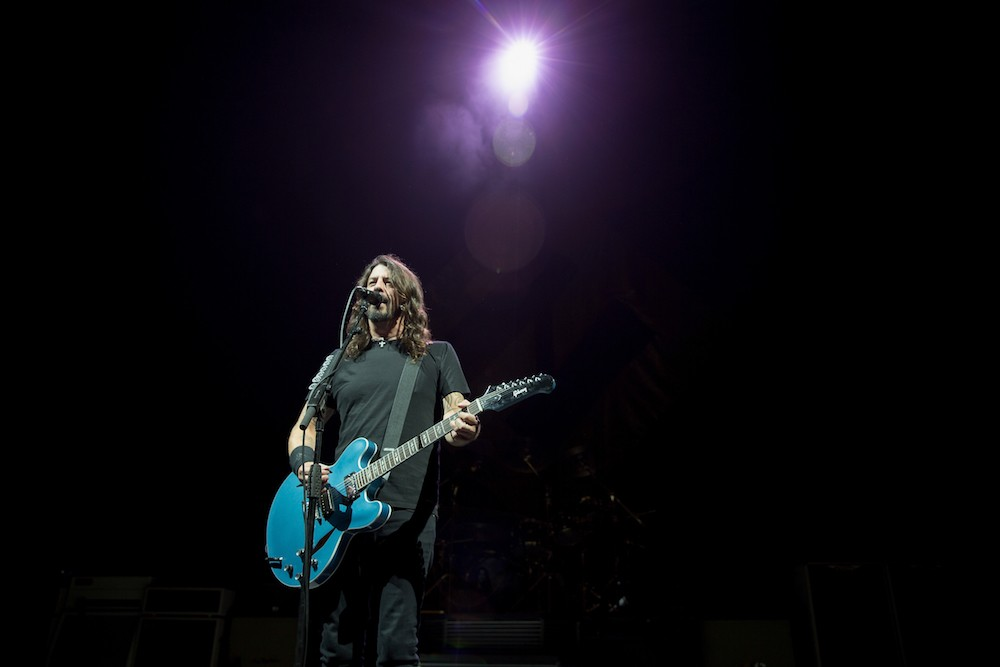 Foo Fighters Announce 2018 Tour Update Spin