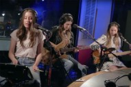 "Haim Officially Release Cover of Shania Twain's ""That Don't Impress Me Much"""
