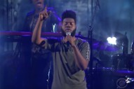 Watch Khalid Perform &#8220;Young, Dumb, &#038; Broke&#8221; on <i>Colbert</i>
