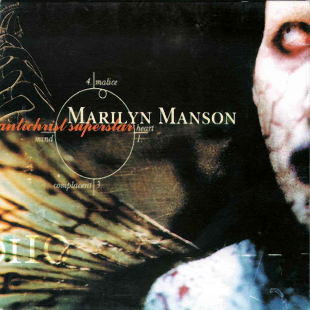 Review: Marilyn Manson - 'Antichrist Superstar' - Review: Marilyn ...