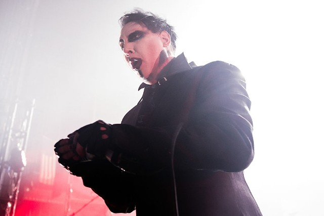 Marilyn Manson In Concert - Chicago, Illinois