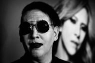 Marilyn Manson Talks David Lynch, Trent Reznor, and David Bowie on <i>WTF With Marc Maron</i>
