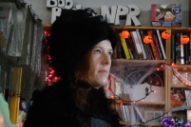 Watch Neko Case's Halloween Tiny Desk Concert