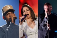 Chance the Rapper, The National, Gloria Estefan to Perform at Obama Foundation Summit