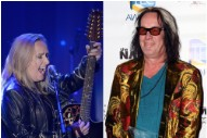 Melissa Etheridge and Todd Rundgren Were Both Arrested for Weed This Summer at the Canadian Border