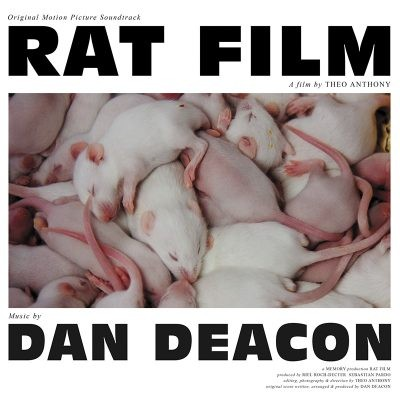 Dan Deacon's Rat Film soundtrack album