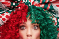 "Sia – ""Santa's Coming For Us"""
