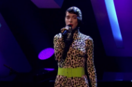 Watch St. Vincent Perform &#8220;New York&#8221; on <i>Jools Holland</i>
