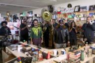 Watch The Roots' NPR Tiny Desk Concert