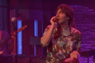 Watch Phoenix Perform &#8220;Telefono&#8221; on <i>Late Night With Seth Meyers</i>