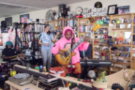 Watch Thundercat's NPR Tiny Desk Concert
