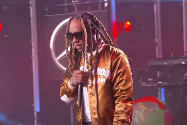 Watch Ty Dolla $ign Perform Four Songs on Kimmel | SPIN