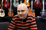 "William Patrick Corgan Says He Saw a Human Shapeshifter But ""It's Hard to Explain"""