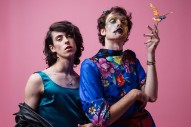 PWR BTTM Briefly Resurfaces on Twitter
