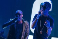 Watch Kid Cudi Bring Out Kanye West at Chicago Performance