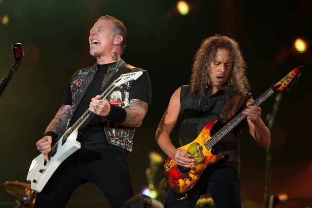 Every '80s Metallica Song, Ranked | SPIN