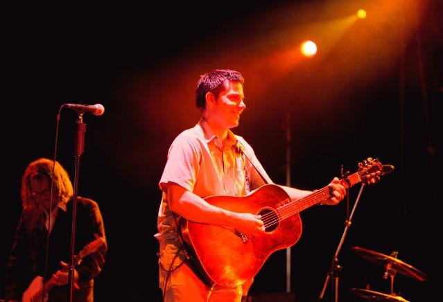 Wilco Performs At Artpark