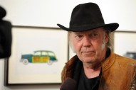 Neil Young Is Selling His Massive Model Train Collection