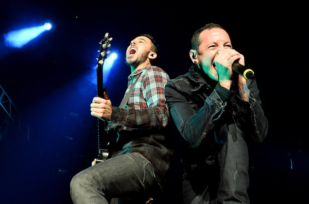 Linkin Park In Concert At The Joint At the Hard Rock
