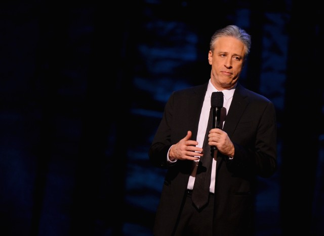 Jon Stewart On Louis CK: 'Could I Have Done More?'