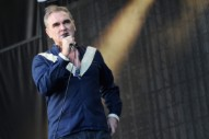 Stream Morrissey&#8217;s New Album <i>Low In High School</i>
