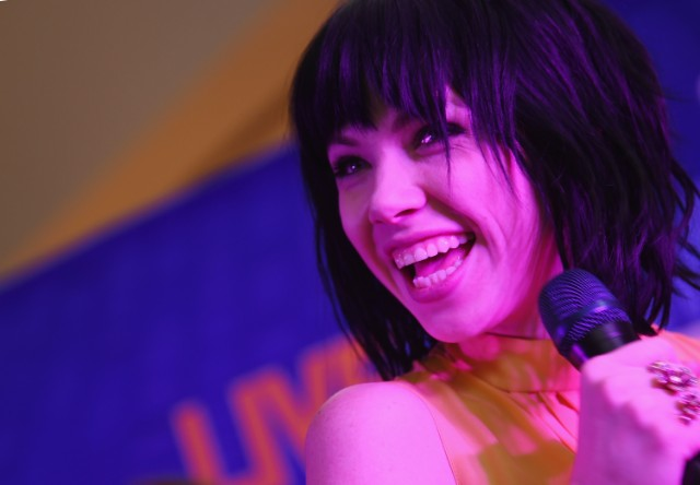 JetBlue's Live From T5 Concert With Carly Rae Jepsen