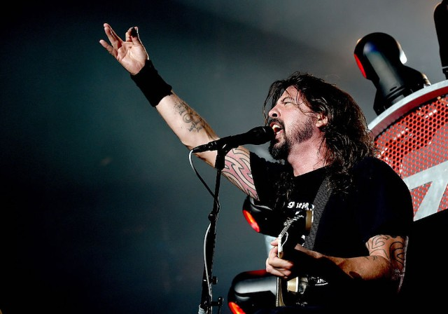 Foo Fighters' Sonic Highway World Tour Featuring Gary Clark Jr. At The Forum