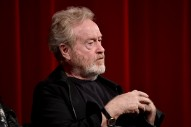 "Ridley Scott on Sexual Harassment in Hollywood: There's ""More People Out There Who Are Way Overdue"""